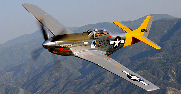 Planes of Fame P-40N